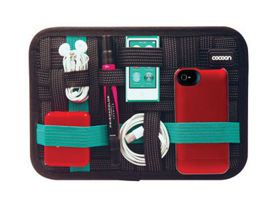 Cocoon-Grid-IT Organizer 8 with Tablet Pocket