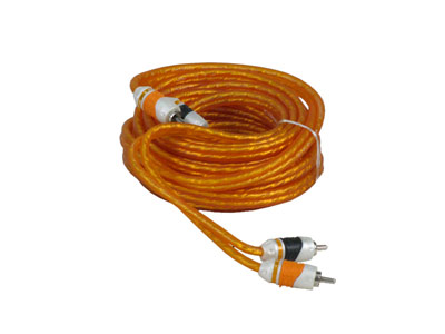 3.1mtr RCA Shield Twisted Pair