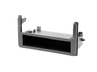 2-DIN TOYOTA Universal brackets with built-in pocket)