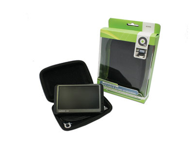 GPS care and cleaning kit with clear multiple size screen protectors & stylus pen