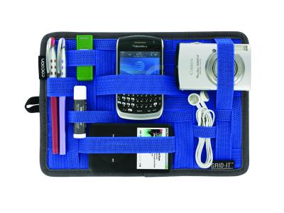 Cocoon-Grid-IT Organizer for Laptop Bags-BLU