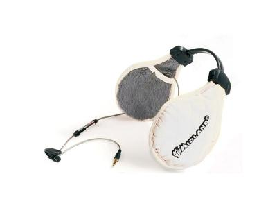 Midland SubZero Earwarmer Hi-Fi Stereo Headphone (White)