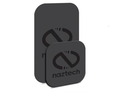 Naztech Magbuddy Cards / Plates Black