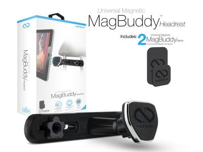 Naztech Magbuddy Headrest Mount Black