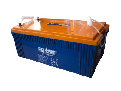 Oz Charge 12V 250Ah AGM Deep Cycle Battery (N200)