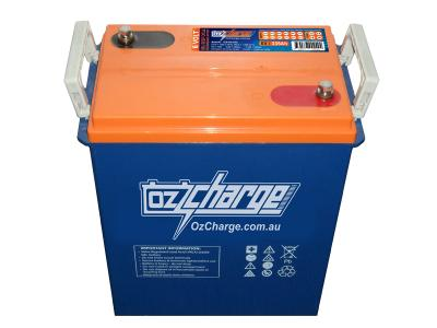Oz Charge 6V 335Ah GEL Deep Cycle Battery