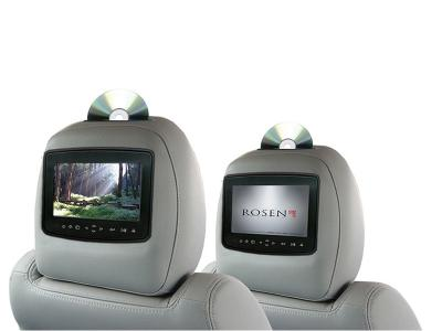 Rosen AV7950H Headrest DVD with HD 7