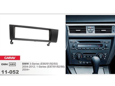 BMW 3 Series SINGLE DIN