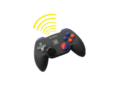 Rosen replaacement game controller