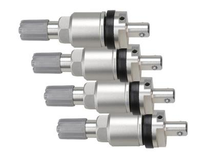 4 Pack of Replacement Metal Valve Stems to suit Autel MX 1 Sensor