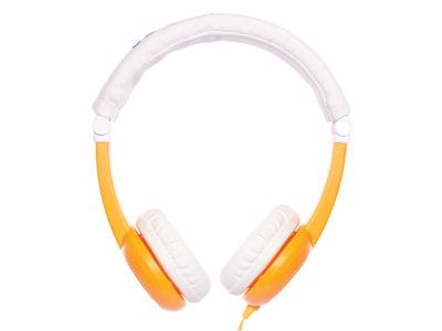 BuddyPhones Travel - Orange