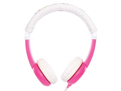 BuddyPhones Travel - Pink
