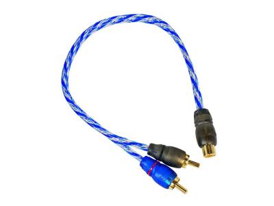 RCA-YM Spliter 2Male - 1Female