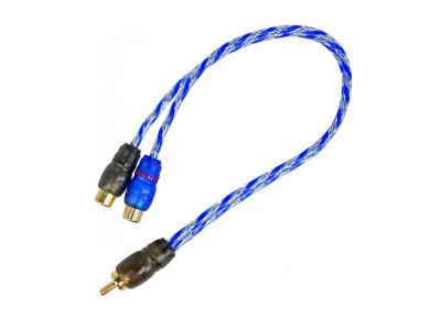 RCA-Y Splitter 1Male - 2Female