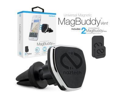 Naztech MagBuddy Air Vent Mount Black