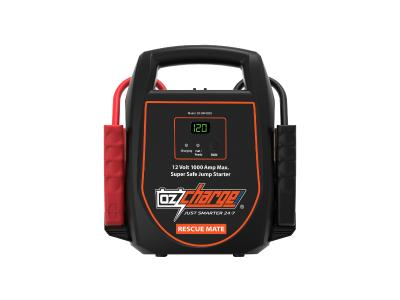 Rescue Mate 1000A Battery-less Capacitor Jump Starter