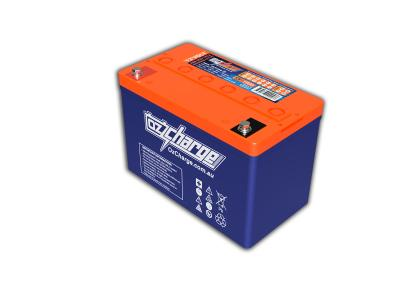 OzCharge 12V 110Ah V0 High Temp rated AGM Deep Cycle Battery
