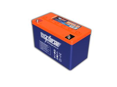 Oz Charge 12V 120Ah AGM Deep Cycle Battery