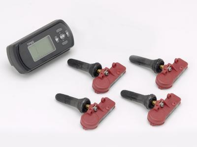 4 Wheel TPMS Wireless Retrofit Kit For Passenger Car and Light Truck (SCHRADER TPMS)