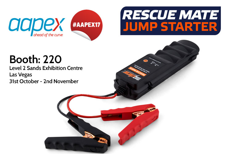 Oz Charge Rescue Mate Jump Starter